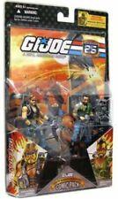 "Gi Joe Dreadnok Torch Ripper 4"" Action Figure 2-pack MOC 2007 Hasbro 25th Comic"