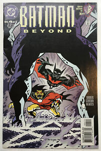 Batman Beyond (1999) #4 Demon Darwyn Cooke Cover Joe Staton Art VF/NM 9.0