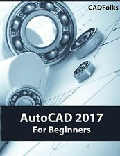 AutoCAD 2017 For Beginners