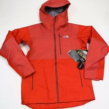 $450 North Face Summit L5 FuseForm GTX C-Knit Jacket - Men's Medium Fiery Red