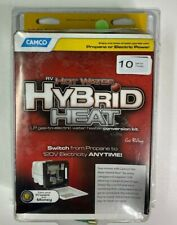 """Camco RV Hot Water Hybrid Heat, 10 Gallon Conversion Kit """"New & Sealed"""""""