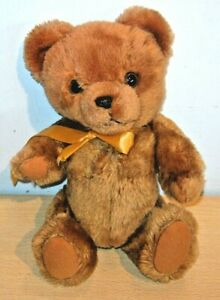 Vintage Jointed TEDDY BEAR - made in Korea