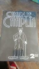 NEW & SEALED Charlie Chaplin Movie Collection 2 DVD Set - Free Shipping