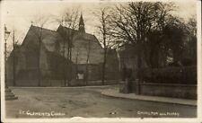 Chorlton cum Hardy, Manchester near Stretford. St Clement's Church.