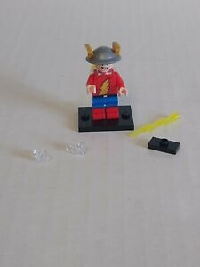 LEGO DC Super Heroes Minifigures Series 71026 JAY GARRICK (FLASH) Brand New