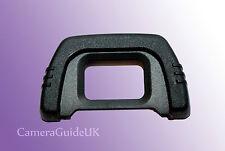 en caoutchouc oculaire de Œilleton DK-21 pour Nikon D750 D610 D600 D5000 D3000