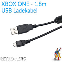 XBOX One Ladekabel USB Controller Datenkabel Gamepad ONE S Adapter Stromkabel