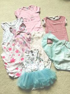 Summer Girls Size 0, Incl,. BONDS , Country Road , H&M & More......