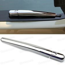 Chrome Rear Tail Window Wiper Cover Trim Molding for Ford Escape Kuga 2013-2014