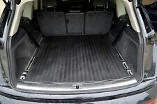 Rubber Boot Liner Cargo Trunk Mat Tailored for Audi Q7 2008-15 Custom-made HD