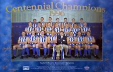 AFL North Melbourne Kangaroos 1999 Premiers Team Poster