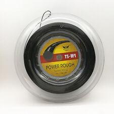 Big Banger Alu Power Rough 1.25Mm 200M 660Ft Tennis Racket String Black Color