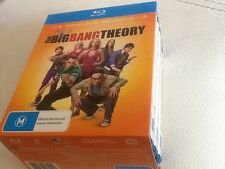 The Big Bang Theory Complete Season Seasons 1-5 Blu-Ray First Second Third Etc