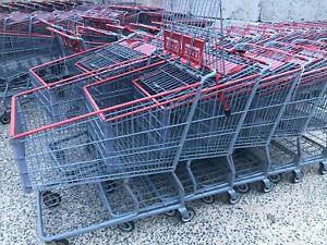 Extra Large Shopping Carts - No Shipping