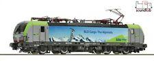 ROCO 79928 BLS Cargo E-Lok Vectron 475 411-5 Alpinisten Ep VI AC-Sound KK H0 NEU