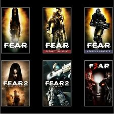 F.E.A.R. Collection: 1 + 2 + 3 & DLCs (PC) [Steam]
