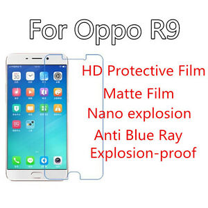 3pcs For OPPO R9  Matte,Anti Scratch Anti Explosion Screen Protector