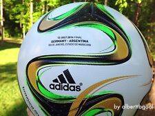 Adidas Brazuca Final Rio Official Match ball 100% authentic n teamgeist jabulani
