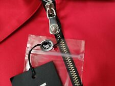 Versus Versace men's jacket size S(46IT) - Slim fit, Made in Italy, Lion's head