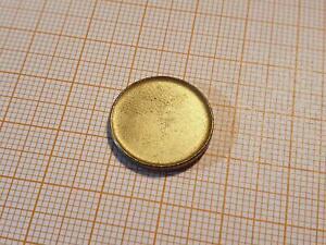 0048: Rohling Ronde 5 Pfennig ?
