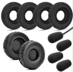 Ear Pads Replacement Cushions B250-XT/B250-XTS For Blue Parrot VXI 6pc Foam Set