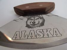 The Alaska ULU ... Legendary Knife Of The Arctic!!