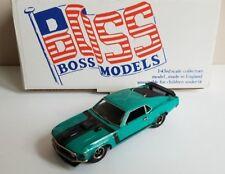 Ford Mustang 1970, Boss 302, Boss Models # 1A (SMTS) 1:43