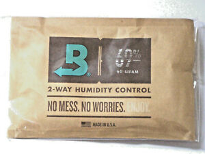 Boveda 69-Percent RH Individually Over Wrapped 2-Way Humidity Control Pack, 60gm