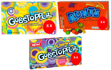 x 12 COMBO WONKA THEATRE BOXES CANDY RUNTS EVERLASTING & CHEWY GOBSTOPPER USA