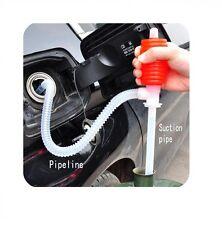 Portable Car Hose  Liquid Transfer Extractor, Hand Manual Sucker pump