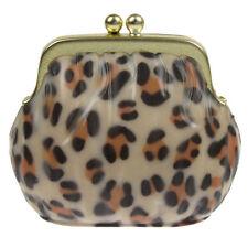 Brillo de Labios Bálsamo estampado leopardo de bolsillo Cosméticos de belleza