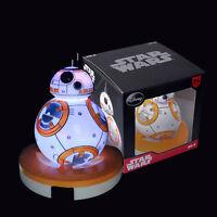 BB-8 Star Wars LED Lampe Tischleuchte Darth Birne Nachtlicht Farbwechsel Licht