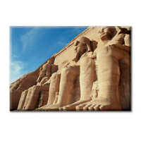 Canvas Painting Canvas Landscape Egypt Symbol Pharaoh Republic Arab KiarenzaFD