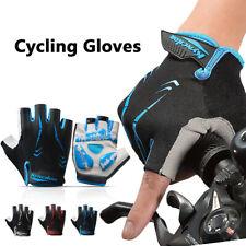 Bicycle Half Finger Cycling Gloves Shockproof Sport Glove MTB Road Bike Gloves n