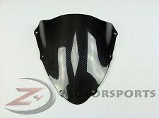 2008-2010 GSXR600 GSXR750 Front Nose Windshield Wind Shield Screen Carbon Fiber