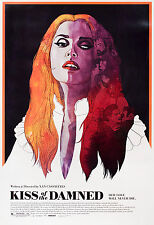 Kiss of the Damned 2012 U.S. One Sheet Poster