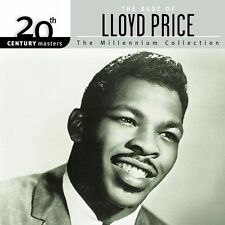 "LLOYD PRICE, CD ""20th CENTURY MASTERS, THE MILLENNIUM COLLECTION"" NEW SEALED"