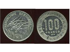 GABON 100 francs 1975  ( SUP )