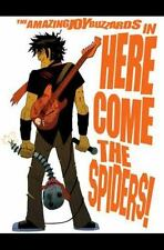 Amazing Joy Buzzards Volume 1: Here Come The Spiders (Amazing Joy-ExLibrary
