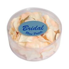 Bridal Assorted Colour Rose Petals Flowers, Petals, Blossoms and Leaves