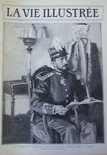 JOURNAL LA VIE ILLUSTREE N° 34 de 1899 MISSION COMMANDANT MARCHAND ET EQUIPAGE