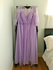 Plus Size Formal Prom, Bridesmaid, or Mother Of Bride Dress