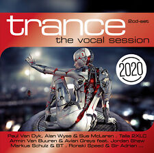 CD Trance: The Vocal Session 2020 von Various Artists