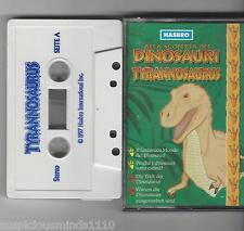 HASBRO KASSETTE - Warum die Dinosaurier ausgestorben sind - Nobert Langer