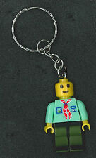 SCOUTS OF SINGAPORE - LEGO SCOUT LEADER MEMBER Souvenir Figure Figurine Key Ring