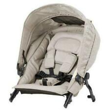 Steelcraft Strider Compact Deluxe Edition Second Seat - Natural Linen