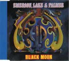 EMERSON,LAKE & PALMER / Black moon CD SINGLE RARE Label Victory