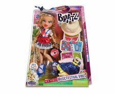 "Bratz Music Festival Vibes Retro Swing Raya Doll with Accessories 10"" Doll NEW!"