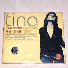 Tina Arena 2000 Souvenirs China Edition Boxed CD Enhanced Multimedia Sealed