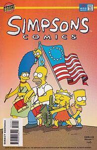 SIMPSONS COMICS #24 1996 BONGO COMICS MATT GROENING - NEAR MINT UNREAD CONDITION